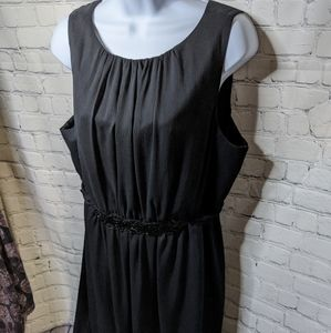 Lane Bryant Black Dress Size 18